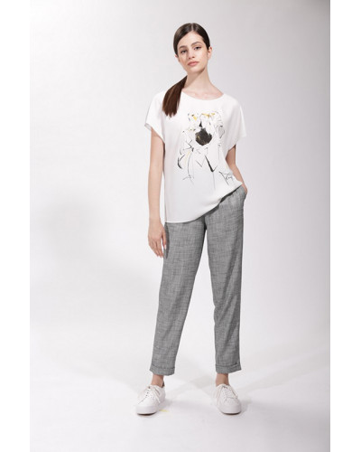 Женские брюки 8174 Nika