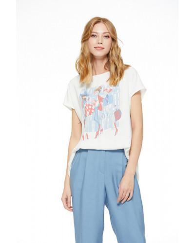Женская блузка 8200 Nika