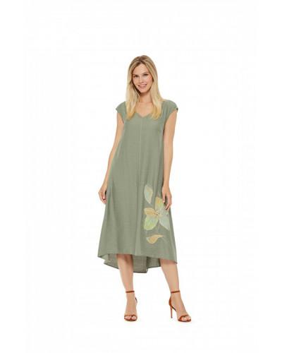 Женское летнее платье 3295 Nika