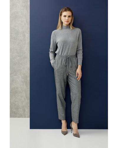 Женские осенние брюки 5645 Nika
