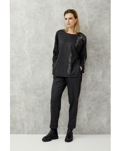 Женская осенняя блузка 8247 Nika