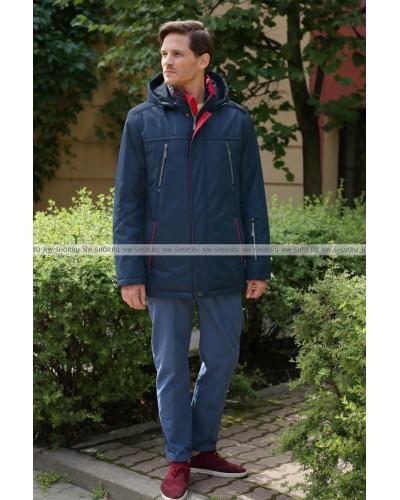 Мужская демисезонная куртка 0546 NordWind