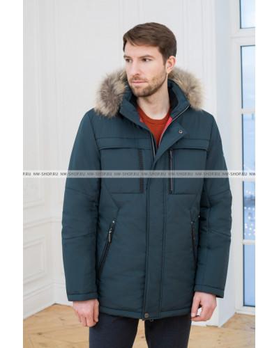Мужская зимняя куртка 0552 NordWind