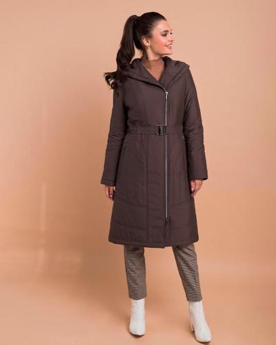 Женское демисезонное пальто 689 NordWind