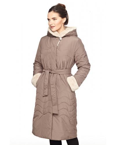 Женское зимнее пальто Юланта NorthBloom