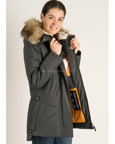 Женская зимняя куртка 874С Technology