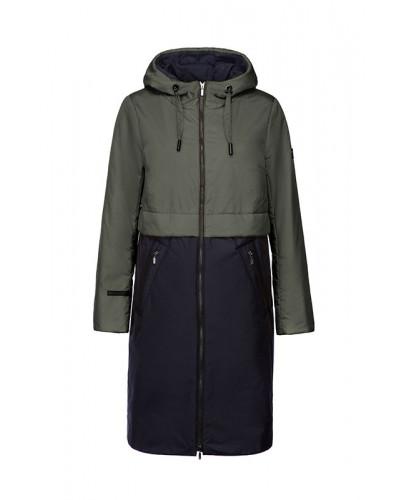 Женское демисезонное пальто 2-129 WestBloom