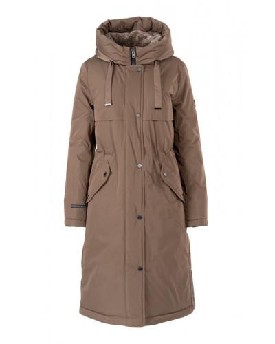 Женское зимнее пальто 5-167 WestBloom