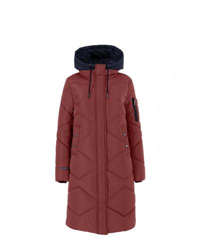 Женское зимнее пальто 5-160 WestBloom